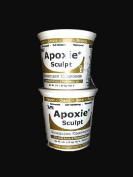 Apoxie-Sculpt 1,8 kg - Bild vergrößern