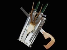 Gehörnsäge / Kappsäge für Reh Nr.: 401148 - Bild vergrößern