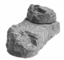 Kunstfelsen / Steine S-F21  58 x 32 x 22 cm - Bild vergrößern