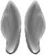 Nyala - Ohren 21cm Nr.O20